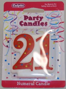 21 Candle